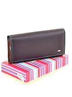Большой кожаный кошелек Rainbow W0807 violet