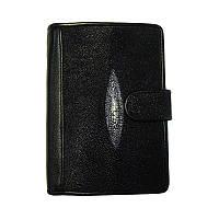 Мужское портмоне (кошелек) из кожи ската Classic Ckat