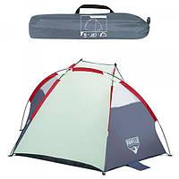 Палатка пляжная летняя двухместная в чехле Bestway (68001)