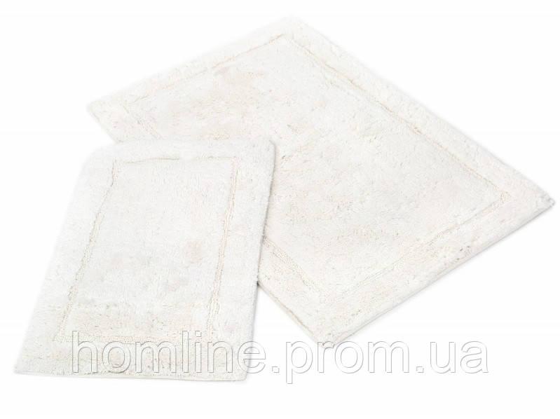 Набор ковриков для ванной Irya Gloria 60*90+40*60 кремовый