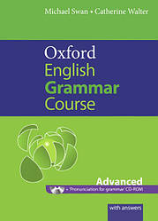 Oxford English Grammar Course Advanced with answers and CD-ROM