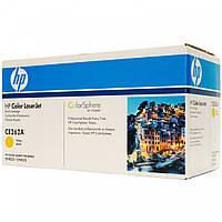 Картридж HP 647A CLJ CP4025/4525 Yellow (11000 стр)