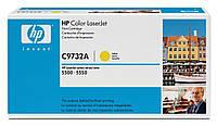 Картридж HP 645A CLJ 5500/5550 Yellow (12000 стр)