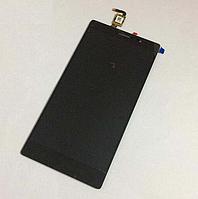 Оригинальный дисплей (модуль) + тачскрин (сенсор) Lenovo Phab 2 PB2-650 PB2-650M PB2-650N PB2-650Y (черный), фото 1