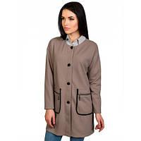 Стильный кардиган с карманами в разных цветах женский размеры 42-46