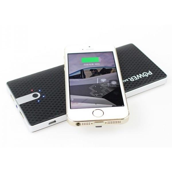 Внешний аккумулятор  беспроводной с зарядкой Qi T-8000 10000 mah Power Bank Wireless