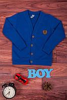 Джемпер на мальчика 5 лет синий