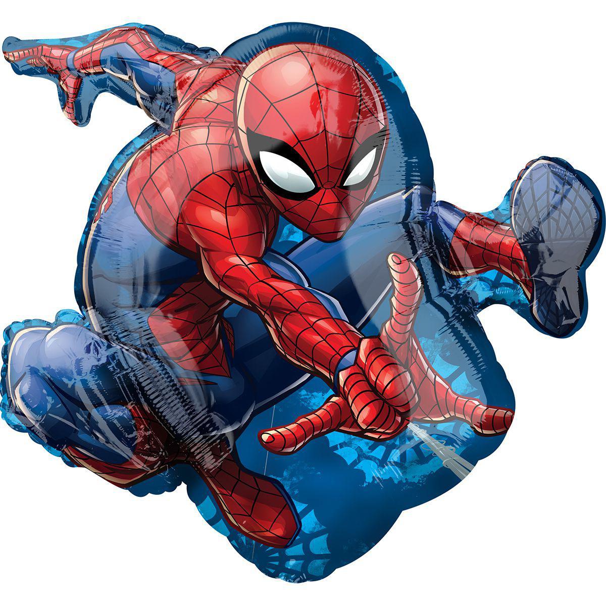 Куля Людина Павук 93см з гелієм