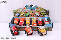 """Детская  игрушка  Транспорт PLAY SMART 6326 """"Маленький гонщик""""  17*8*40,5"""