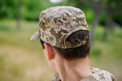 Комплект Зарница костюм кепка футболка камуфляж Пиксель, фото 2