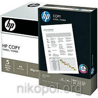 Бумага для ксерокса HP Copy А4 500л. 80 гр/м²