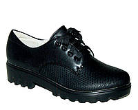Туфли Yalike арт.181-28 черный, 31, 20.5