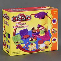 Тесто для лепки 6612 340 грамм, 3 цвета, в коробке