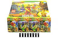 """Конструктор аналог lego  Brick """"NINJA"""" (Лего Ниндзяго) фигурки ниндзяго в коробке 1764-1 р.33х24,5х26 см."""
