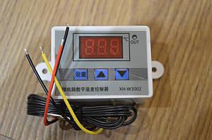 Терморегулятор термостат XH-W3002 (12V120W)