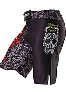 Шорты BERSERK Cross Skull black, фото 1