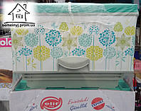 Комод пластиковый Elif Plastik (Элиф) Цветы