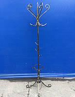 Вешалки кованые напольные металлические высокая 2,05 м Одесса
