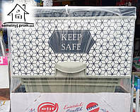 Комод пластиковый Elif Plastik (Элиф) Keep Safe