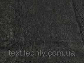 Ткань Джинс Коттон чёрный
