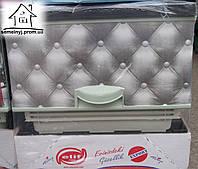 Комод пластиковый Elif Plastik (Элиф) Диван серый