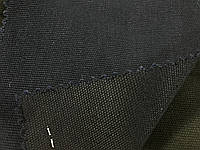 Ткань Джинс Панама цвет темно синий