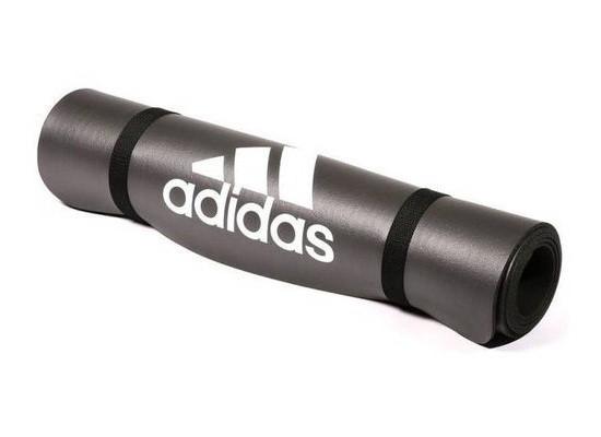Коврик Adidas для гимнастики (серый) 1730х610х6 мм