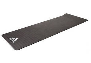 Коврик Adidas для гимнастики (серый) 1730х610х6 мм, фото 2