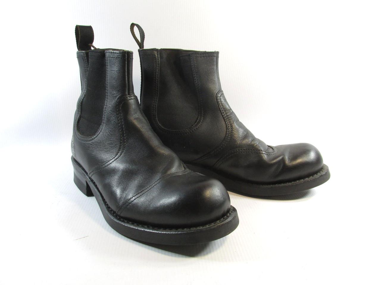 Ботинки челси Harley Davidson, 40 (26 см), кожа, Как Новые!