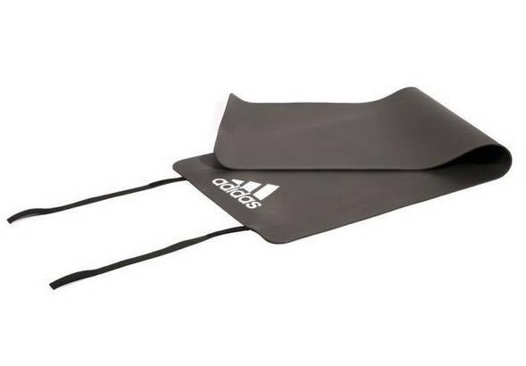 Коврик Adidas для гимнастики (серый) 1730х610х6мм
