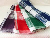 Кухонные  полотенца в асортименте оптом и розницу