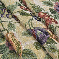 Гобелен ткань, фруктовый сад