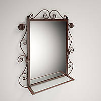 Ричмонд Tenero настенное зеркало 900х800х130 мм