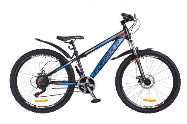 Велосипед горный подростковый 26