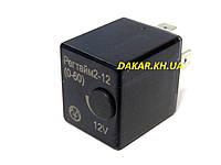РЕГТАЙМ 2  12В от 0 до 60с Реле времени (для вкл/выкл устройств через 0-60с) Энергомаш, фото 1