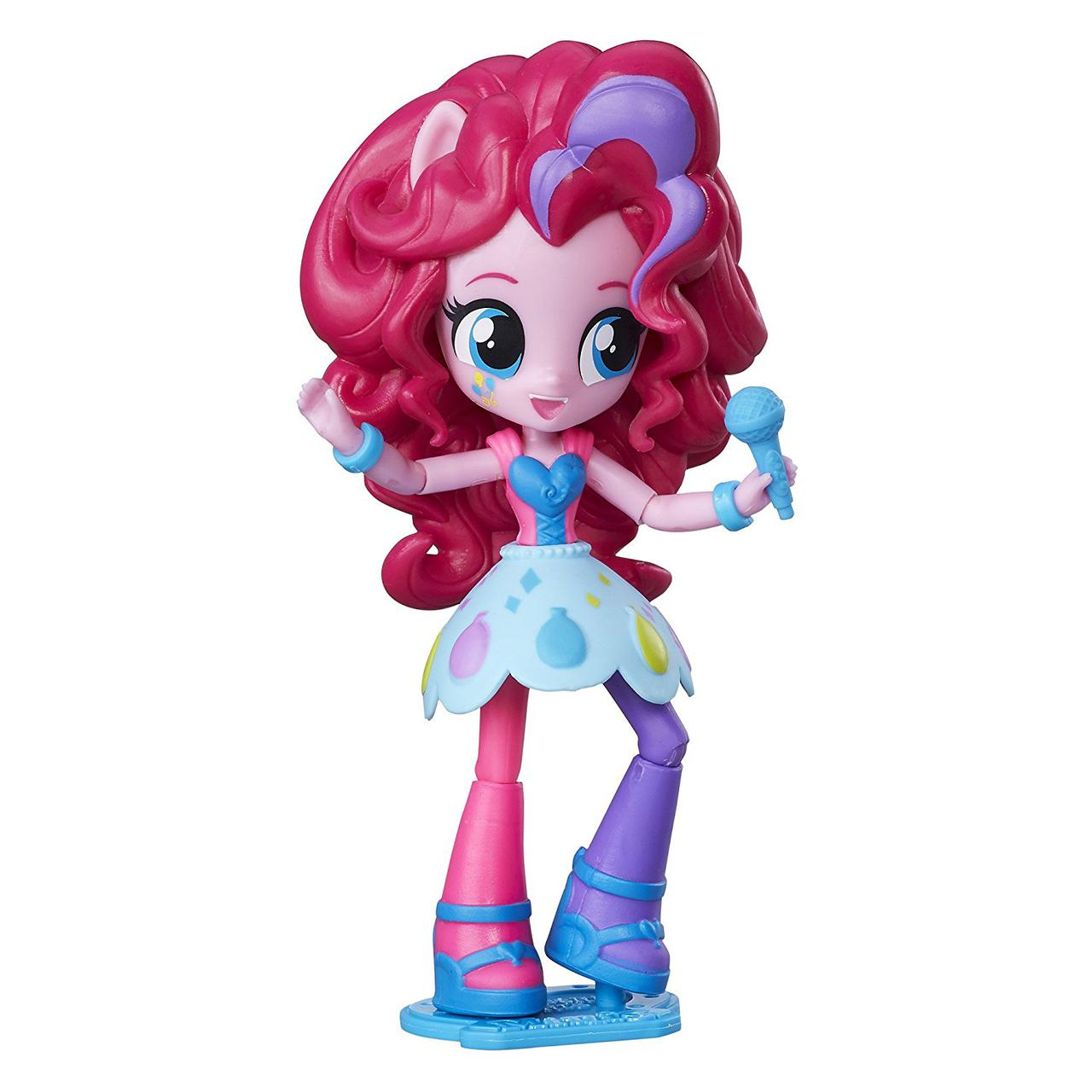 My Little Pony Пинки Пай Радужный рок мини девочки Эквестрии Equestria Girls Minis Pinkie Pie