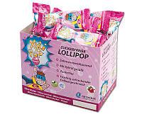 XyliPOP® Lolli - леденец со 100% ксилитом, клубника, 50 шт. (6 г)