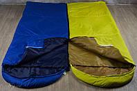 Спальник + компрессионный спальный мешок (0/+8)