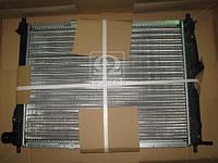 Радиатор водяного охлаждения DAEWOO LANOS (без кондиционера) (Производство Nissens) 61644