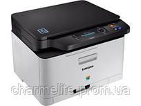 МФУ А4 цв. Samsung SL-C480W c Wi-Fi