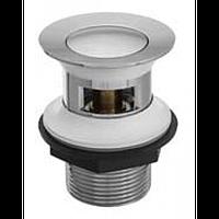 Донный клапан Click-Clack Invena SC-B1-027 хром