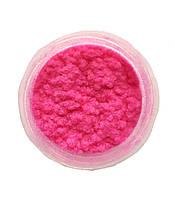 Розовая Флок-пудра, бархатная пудра (пыльца, ворса) 15 мл №8