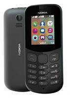 Телефон Nokia 130 NEW dual Black  '3