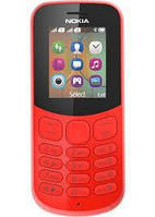 Телефон Nokia 130 NEW dual Red  '3