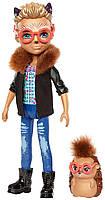 Кукла Enchantimals Ёж Хиксби и Поинтер Hixby Hedgehog Doll & Pointer