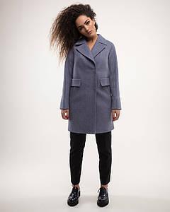 Женское демисезонное пальто Оверсайз