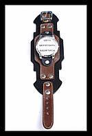 Браслет кожаный под часы Scappa WB-23