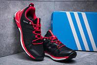 Кросівки чоловічі Adidas Terrex Boost, чорно-червоні. 41-45р