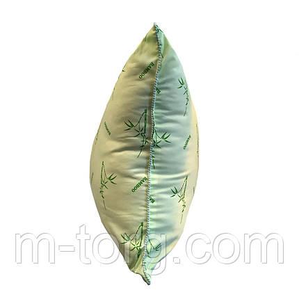 Подушка 50/70 см,бамбук,ткань микрофибра, фото 2