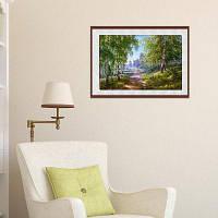 Naiyue J753 Woods Print Draw Алмазный рисунок Цветной
